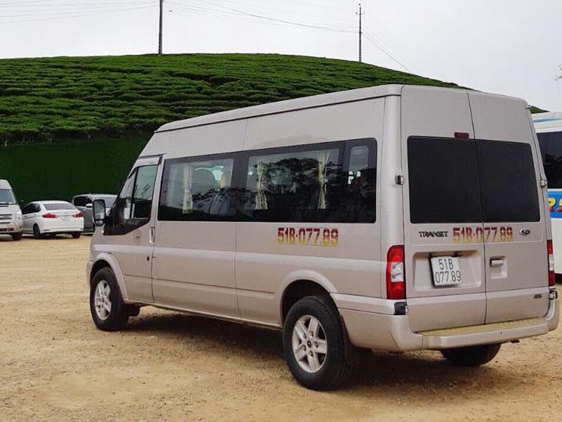 Cho thuê xe du lịch phục vụ khách đi Đà Lạt 3 ngày