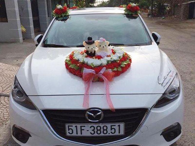 Cho thuê xe phục vụ đám cưới